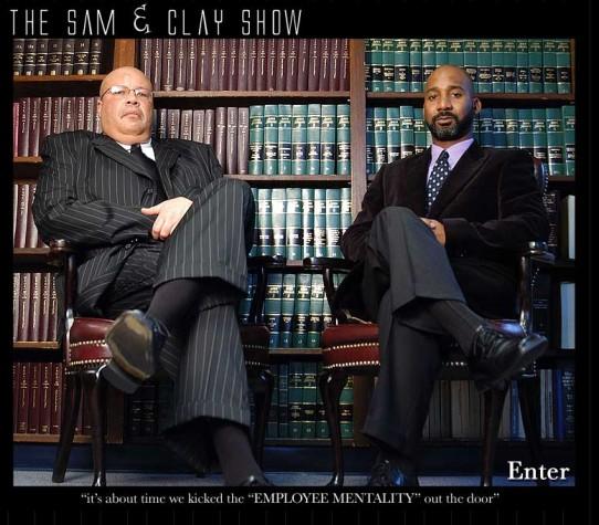 Sam &Clay